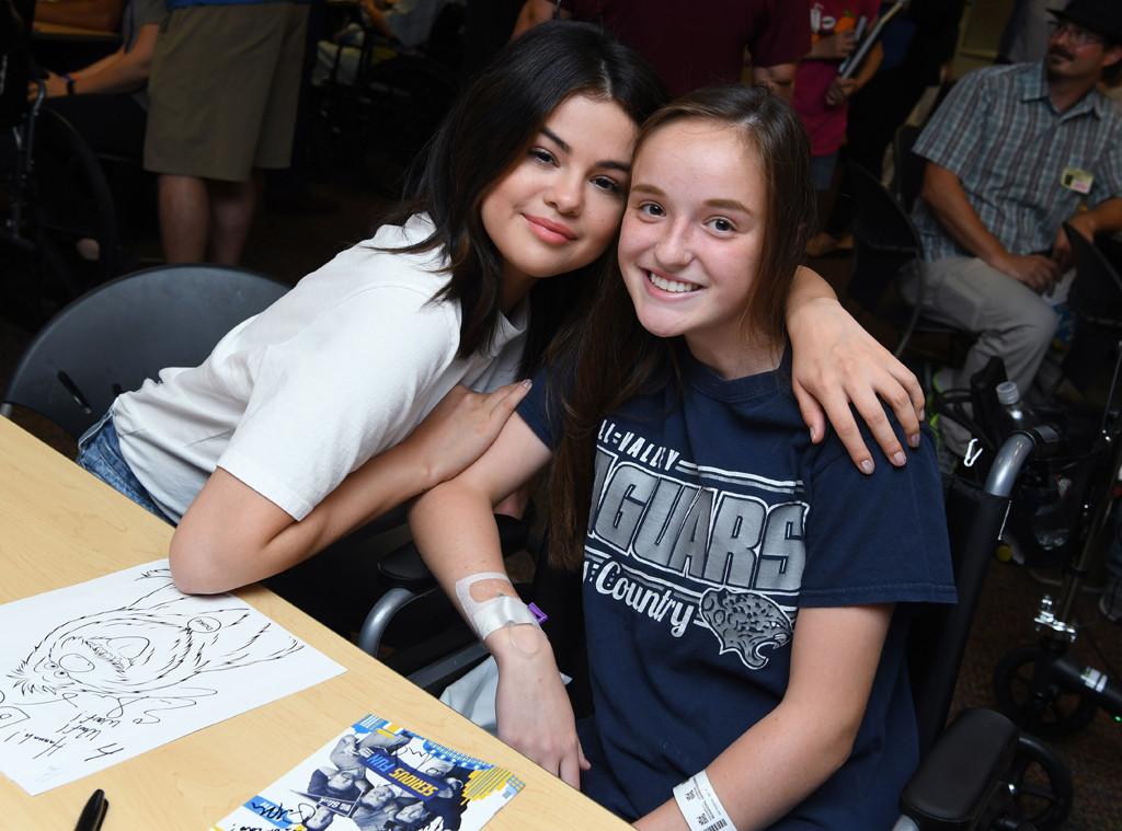 Selena Gomez, Big Slick