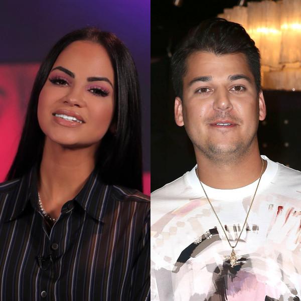 Natti Natasha, Rob Kardashian