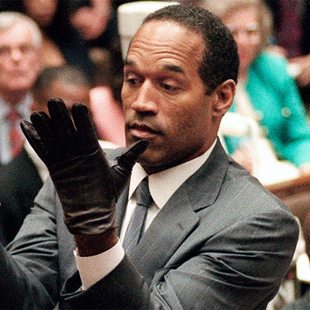 O.J. Simpson Has Shared A Dumb Video Of Him Disinfecting