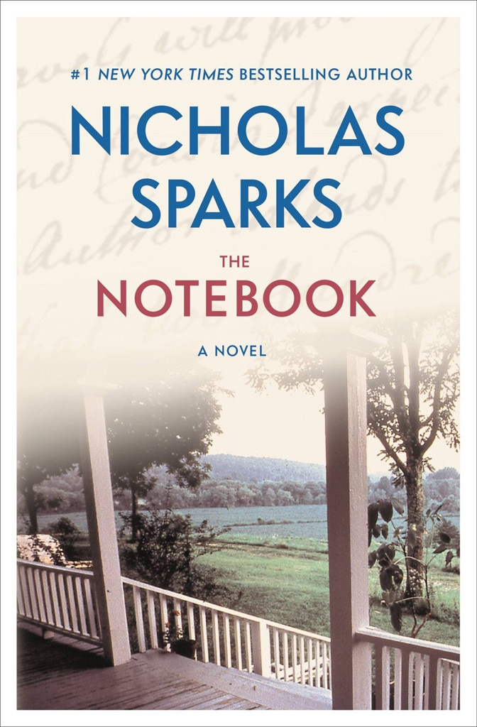The Notebook, Book Cover