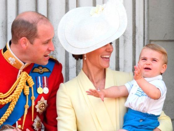 El príncipe Louis ha dicho su primera palabra y no creerás cuál fue