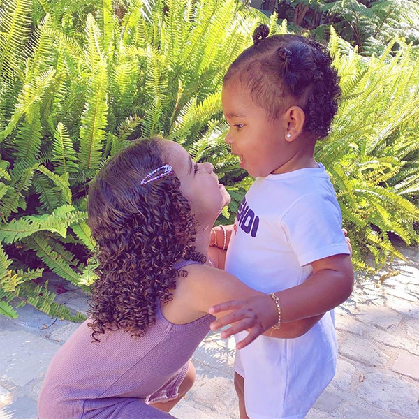Here's Proof True Thompson and Dream Kardashian Are Living Their Best Lives This Summer