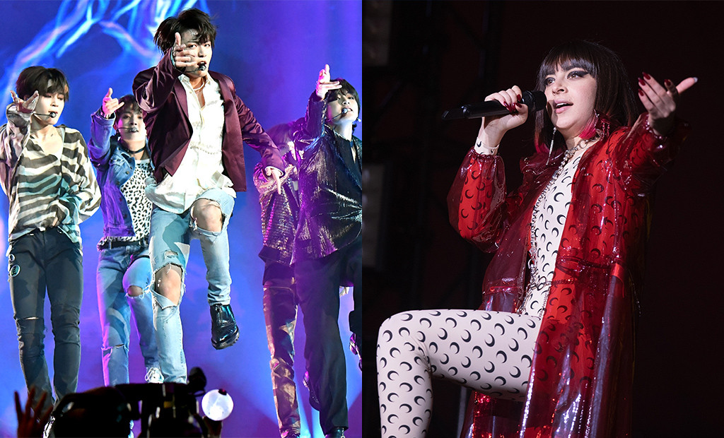 BTS' Jimin, Jungkook and Jin Release New Track With Charli XCX for