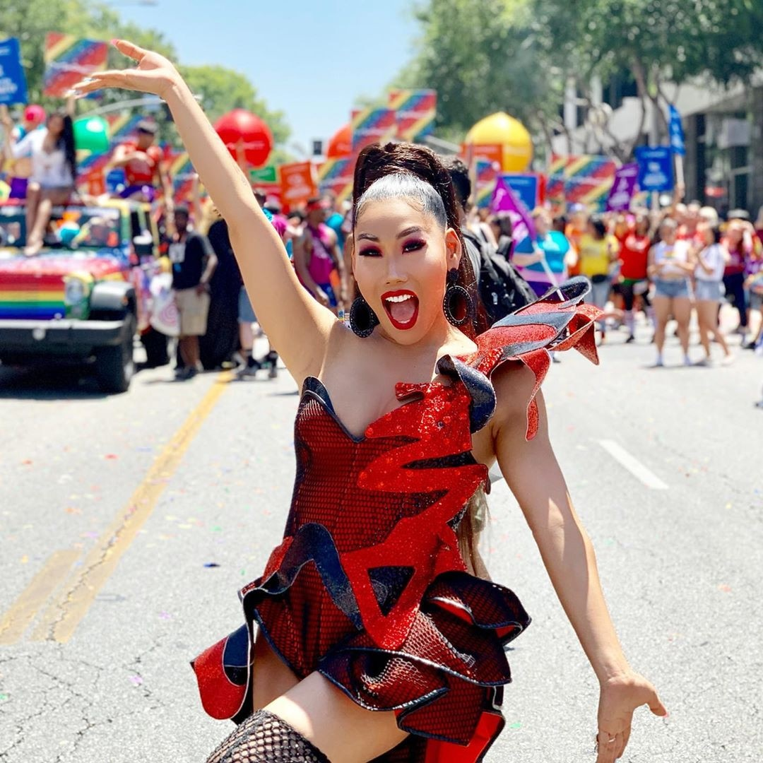 Gia Gunn, Pride 2019