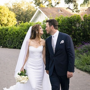 Chris Pratt, Katherine Schwarzenegger, Wedding