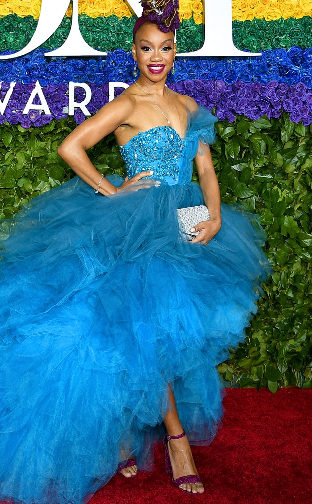 Camille A. Brown, 2019 Tony Awards, Red Carpet Fashions