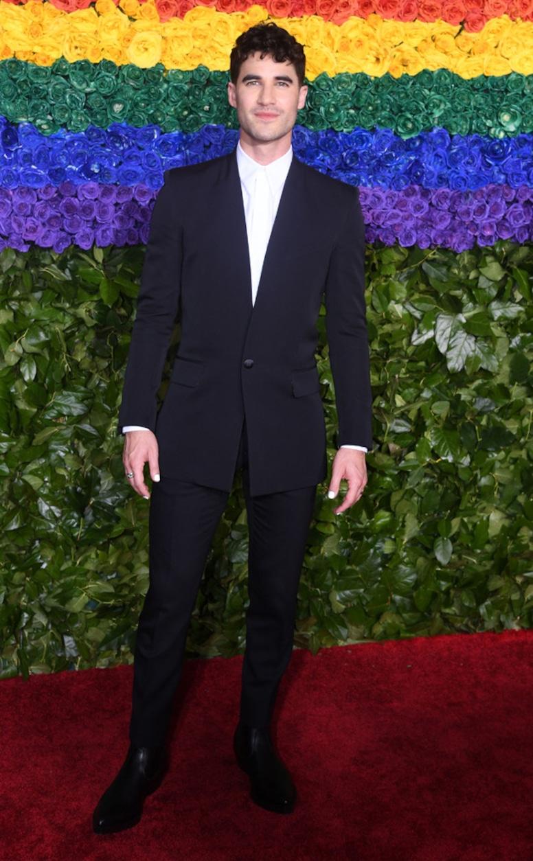 Darren Criss, 2019 Tony Awards, Red Carpet Fashions