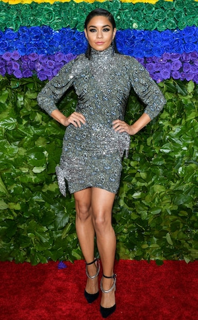 Vanessa Hudgens, 2019 Tony Awards, Red Carpet Fashions