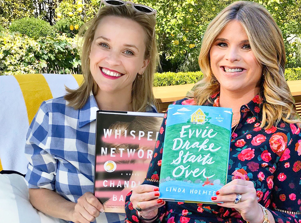 July 2019 Celeb Book Club Picks From Reese Witherspoon & More