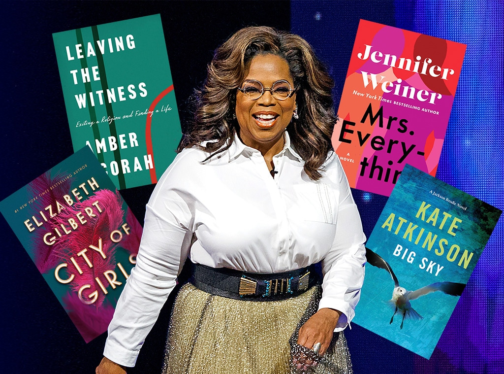 E-Comm: Oprah Winfrey, Oprah's Summer 2019 Reading Lis