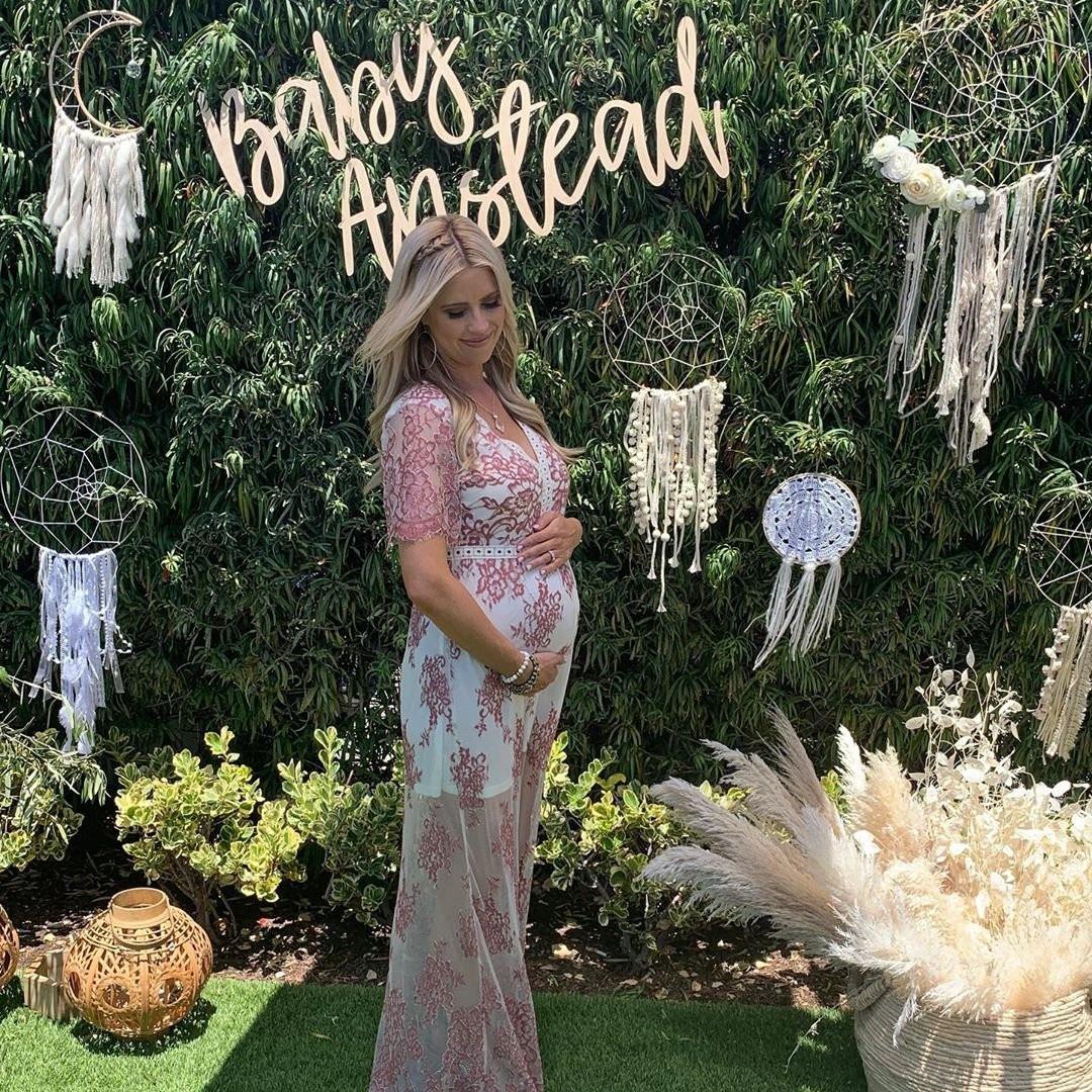 Christina Anstead, Baby Shower