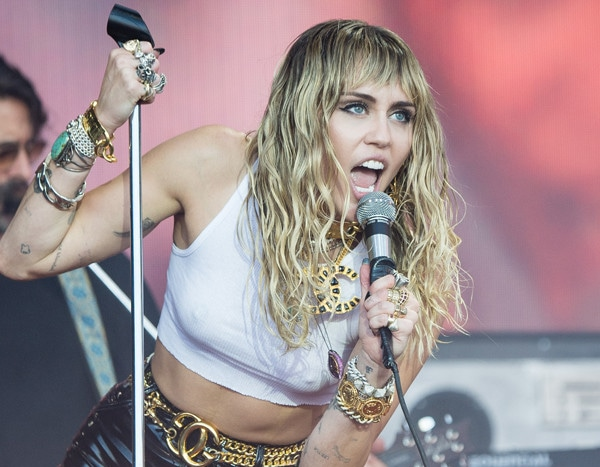 Miley Cyrus Undergoes Vocal Cord Surgery After Tonsillitis