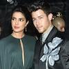 Christian Dior show -  Priyanka Chopra and Nick Jonas