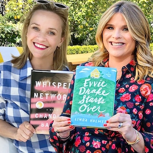 E-Comm: July Book Club, Reese Witherspoon, Jenna Bush Hager