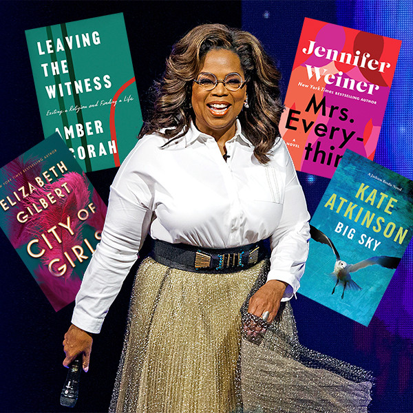 O, The Oprah Magazine's Summer 2019 Reading List