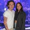 Brooklyn Beckham, Hana Cross