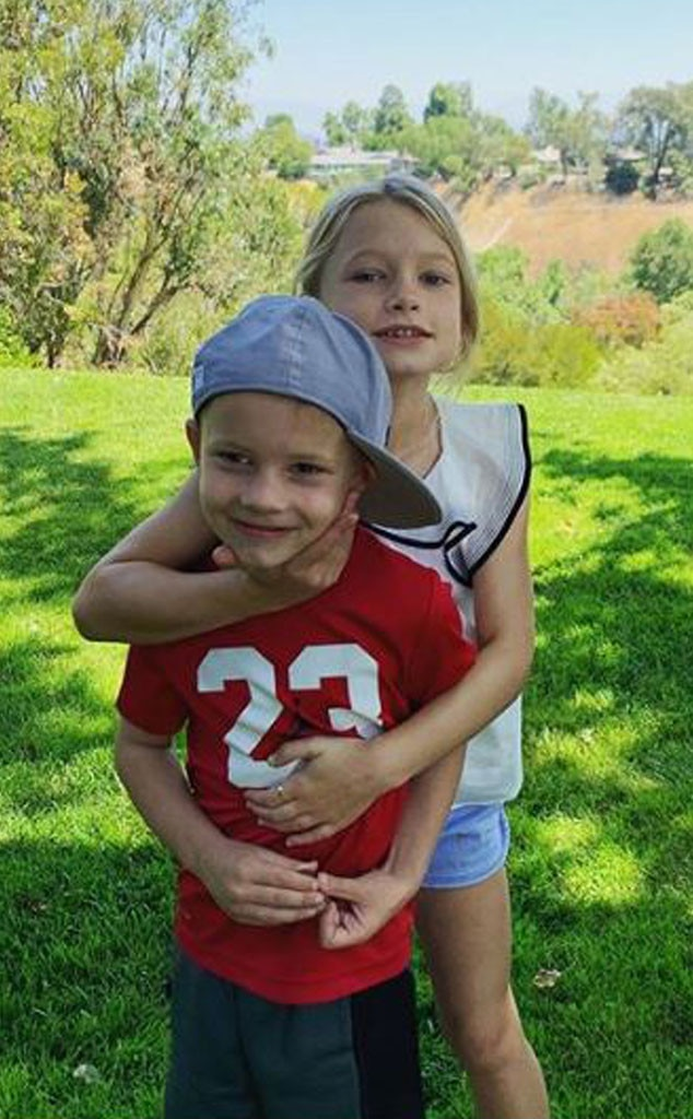 Jessica Simpson, Eric Johnson, Kids