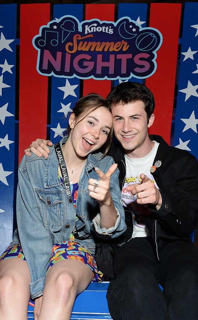 Dylan Minnette, Lydia Night