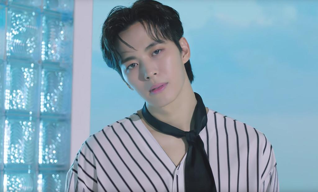 MONSTA X, Hyungwon, VIXX, Hongbin, Cool Love MV