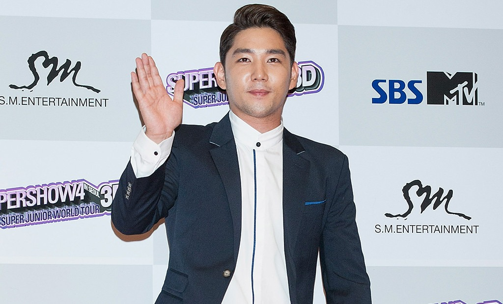Kangin, Super Junior