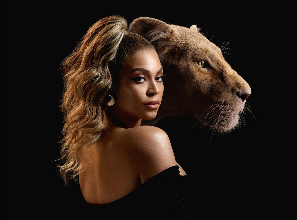 """Beyoncé Calls The Lion King Album a """"Love Letter to Africa"""" In Rare Interview"""