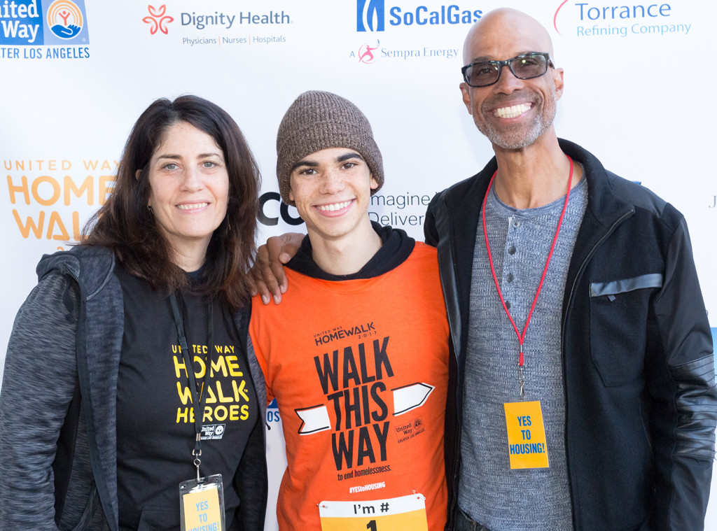 Cameron Boyce S Family Launches Foundation In His Honor E Online