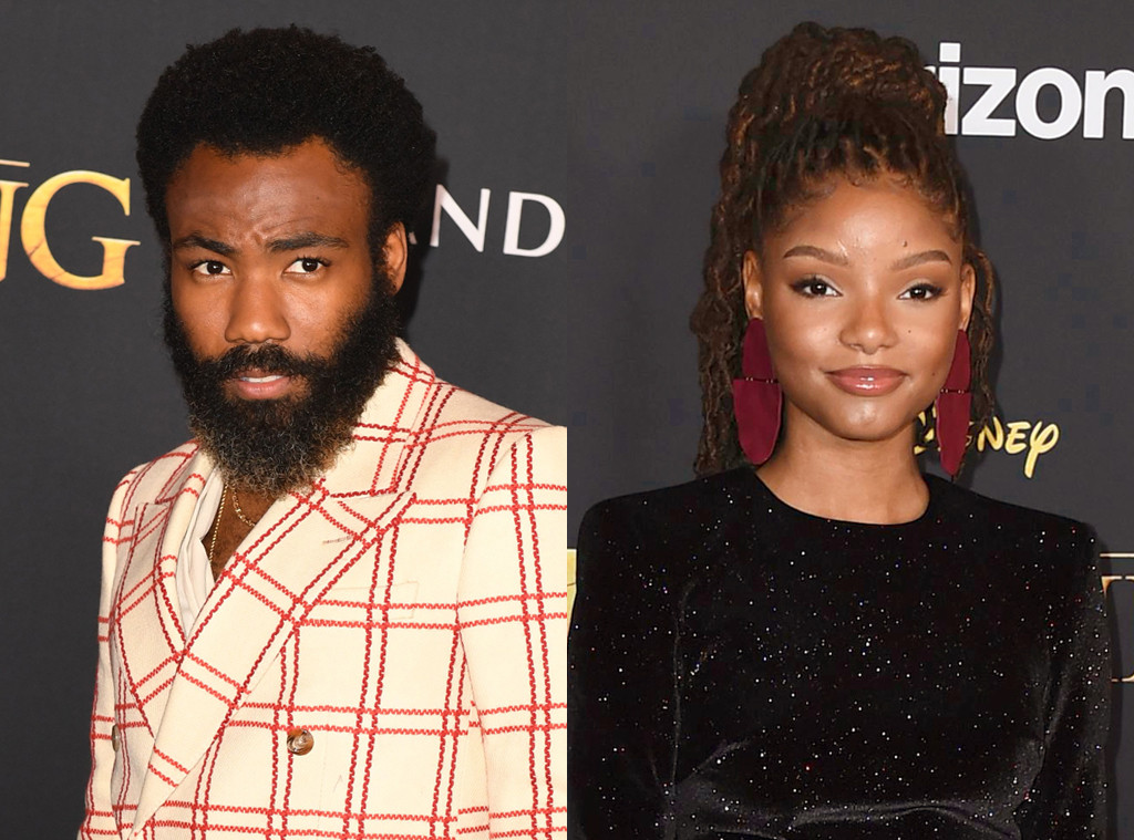Donald Glover, Halle Bailey
