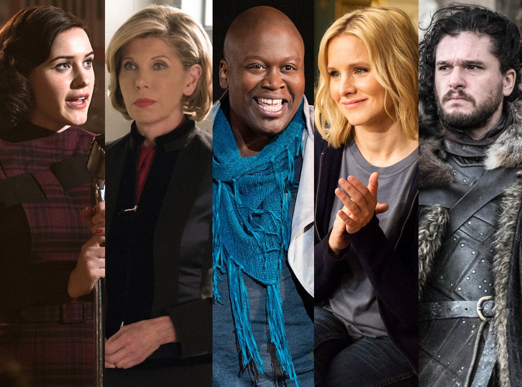 2019 Emmy Nominations Predictions: Game of Thrones, Veep and More Surefire Bets