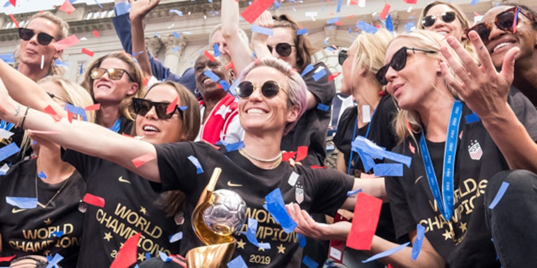 Watch Megan Rapinoe and More U.S. Women's Soccer Stars Fight for Equal Pay in LFG Trailer - E! Online.jpg