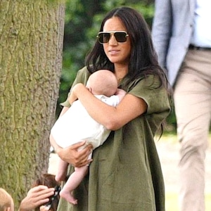 Meghan Markle, The King Power Royal Charity Polo Day