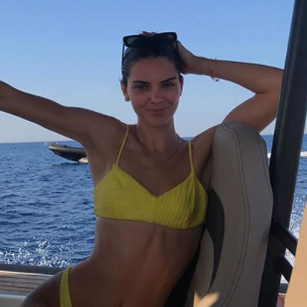 Kendall Jenner, Greece