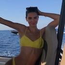 Kendall Jenner's Grecian Getaway
