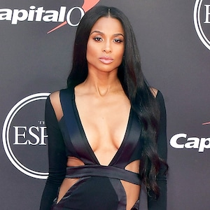 Ciara, The ESPYS, Red Carpet Fashion