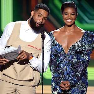 Odell Beckham Jr., Gabrielle Union, The ESPYS, Show