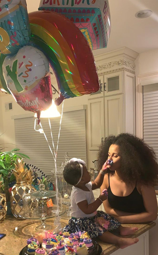 Cardi B Celebrates Kulture S Birthday See The Cutest Photos From