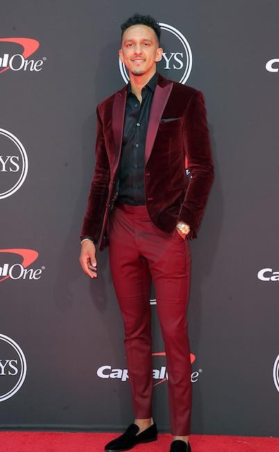 Landry Shamet, The ESPYS, Red Carpet Fashion