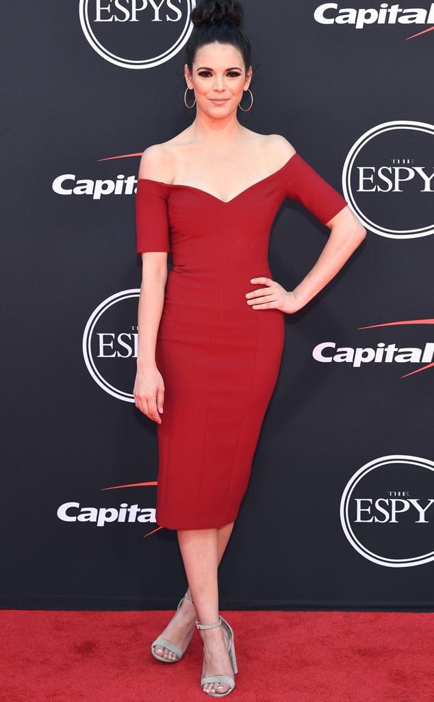 nolan katie espys dressed stars carpet