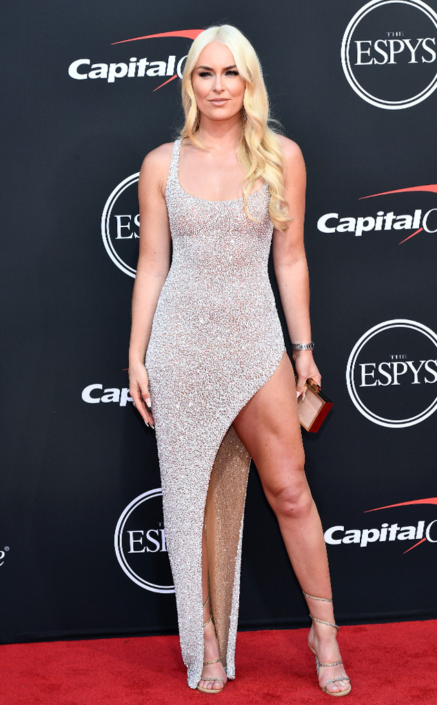 Lindsey Vonn, The ESPYS, Red Carpet Fashion