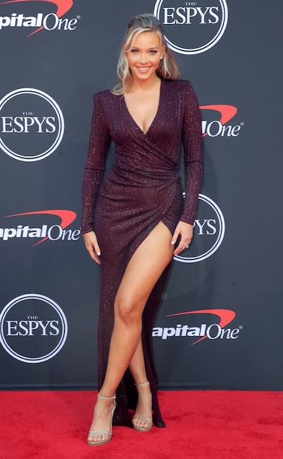 Camille Kostek, The ESPYS, Red Carpet Fashion