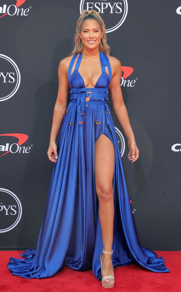 espys 2019 red carpet fashion see every look as the stars arrive e news