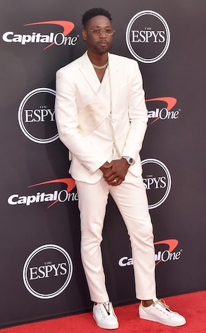 Dwyane Wade, The ESPYS, Red Carpet Fashion