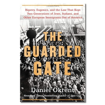 E-comm: Book Covers - The Guarded Gate