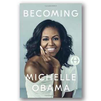 E-comm: Book Covers - Becoming