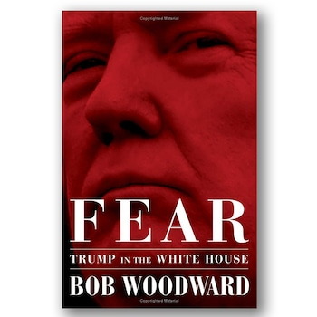 E-comm: Book Covers - Fear: Trump in the White House