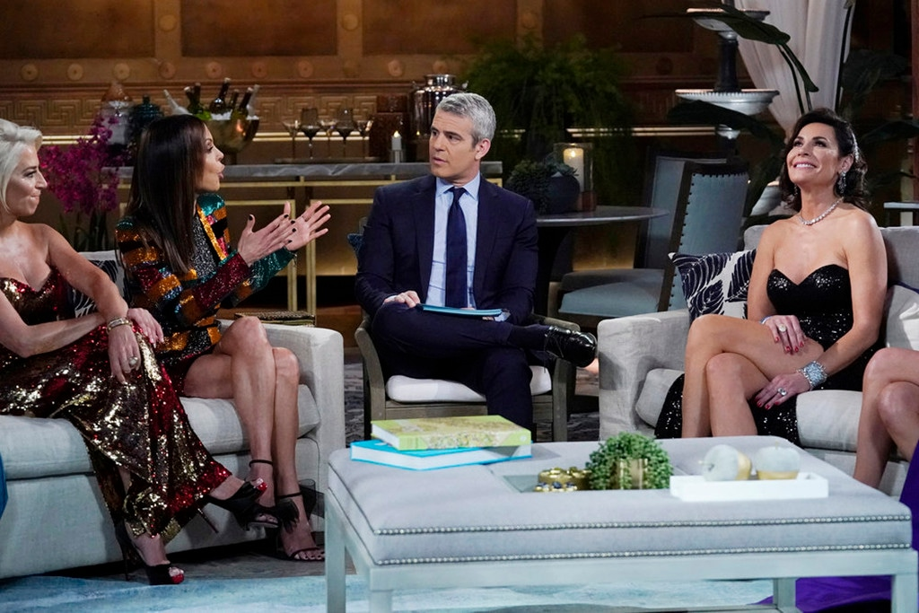 Real Housewives of New York, RHONY, Reunion