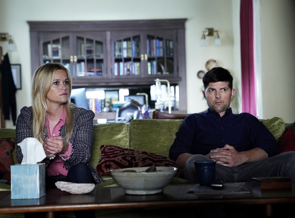 Big Little Lies' Adam Scott Can't Stop Thinking About His Embarrassing Incident With Reese Witherspoon