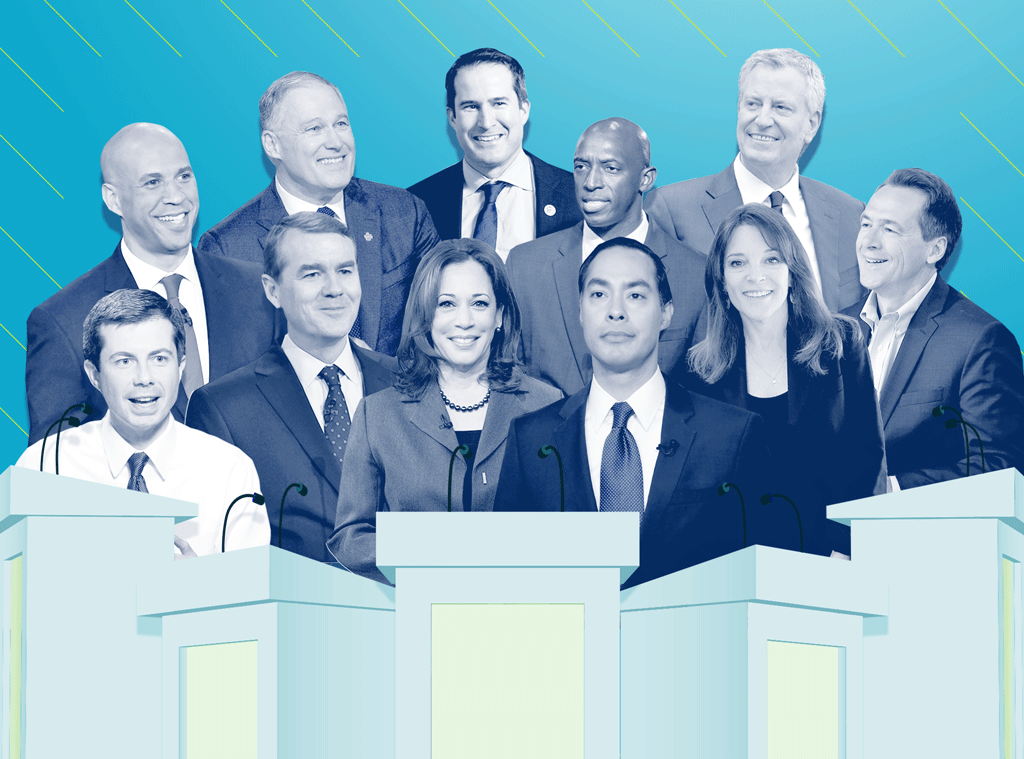 2020 Presidential Democratic Candidates Reveal Their Pop Culture Favorites