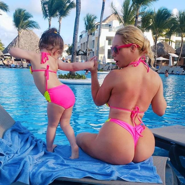 Coco, Thong Bikinis