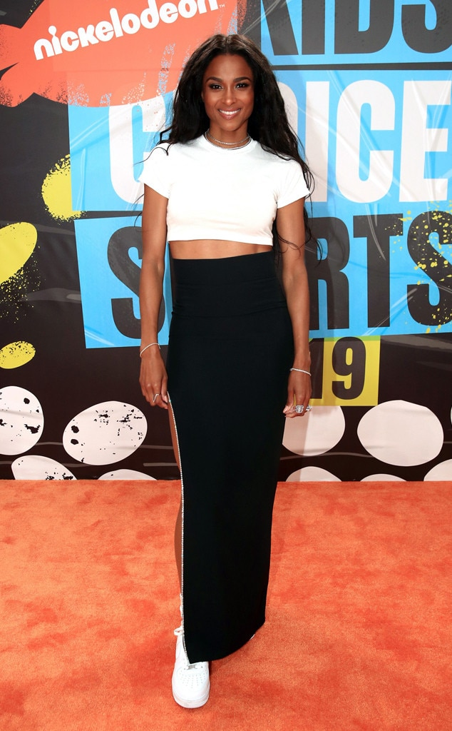 Ciara, Kids' Choice Sports 2019