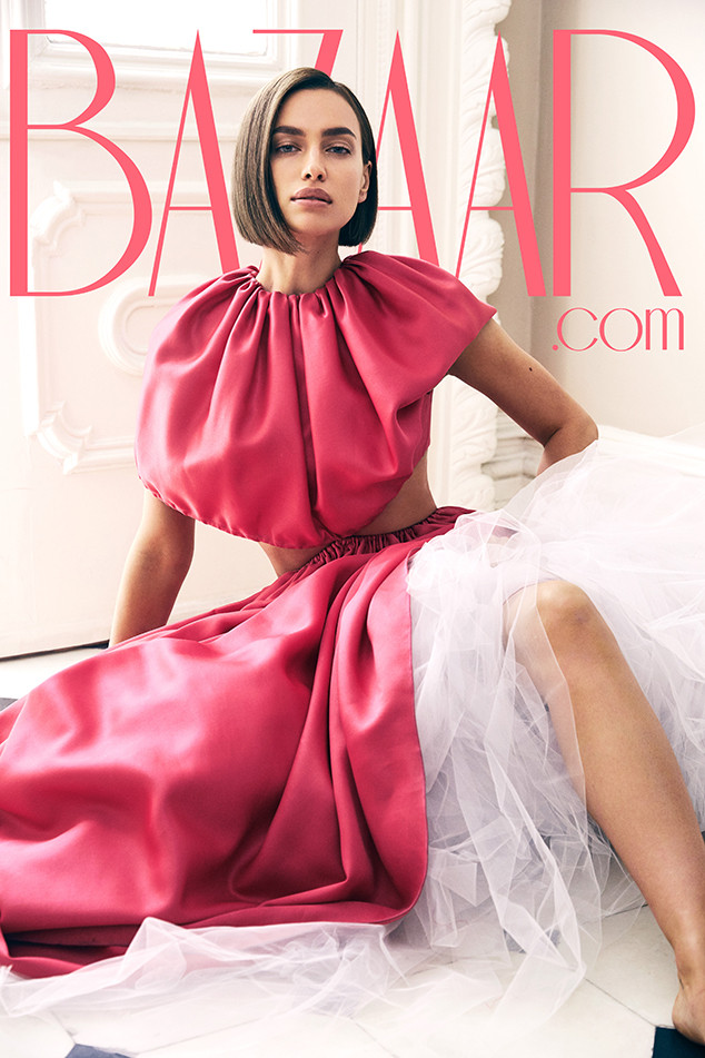Irina Shayk, Harper's Bazaar